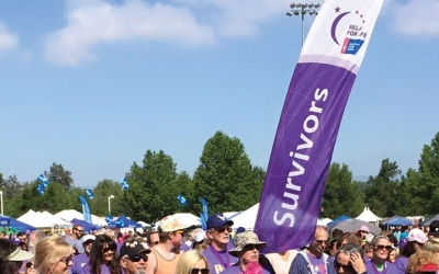 Celebrating Cancer Survivors 2016 at SCV Relay For Life