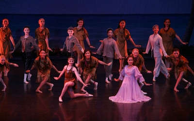 The Santa Clarita Ballet Presents Peter Pan