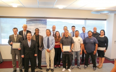 College of the Canyons 'Fast Track' Program Helps Locals Launch New Careers