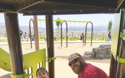 The Results Are In  –  Happy Father's Day! Announcing SCV's Best Dads: Winners of Our Best Father's Day Photo Contest