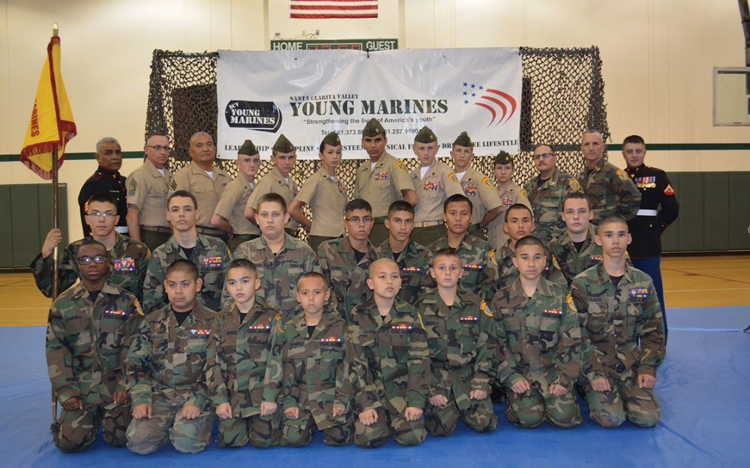 The Young Marines Unit Building excellence through structure