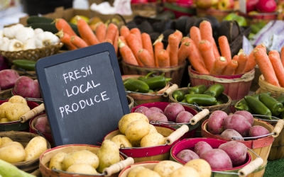 Enjoy Family Time at Your Local Farmers' Market