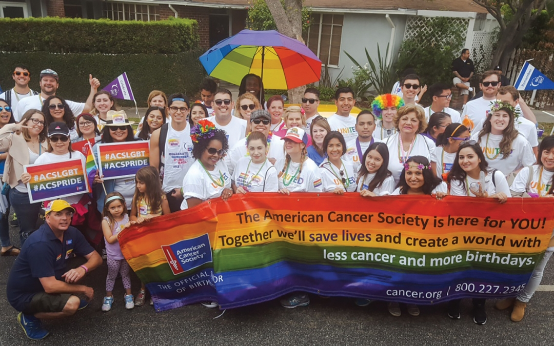 News from the American Cancer Society, SCV Unit