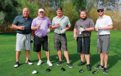 Henry Mayo Golf Classic Hits a 'Hole in One'