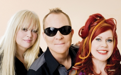PAC Announces Upcoming 2016-17 Season B-52s, Los Lobos, Rosanne Cash and Lily Tomlin to appear