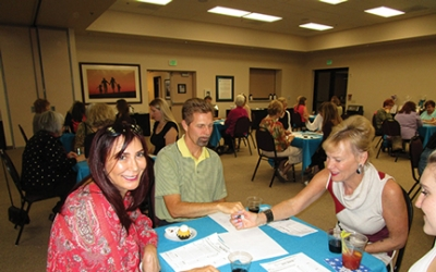 Bunco Social for a Summer Evening Support Child & Family Center on August 18