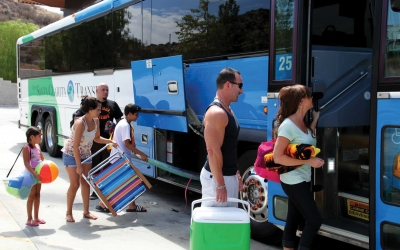 City of Santa Clarita's Bus to the Beach Is Back!