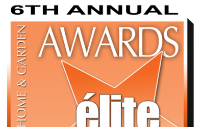 There's Still Time to Vote! – Cast your vote to determine élite Magazine's 2016 Ultimate Home & Garden Award Winners