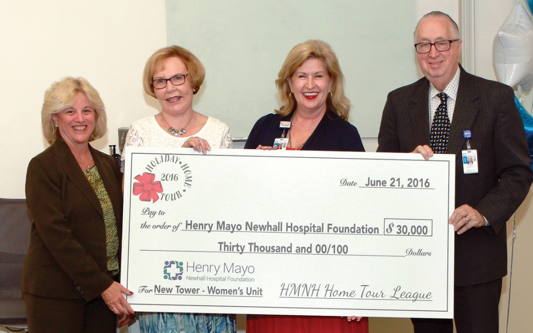 Home Tour Presents $30,000 In Fundraising
