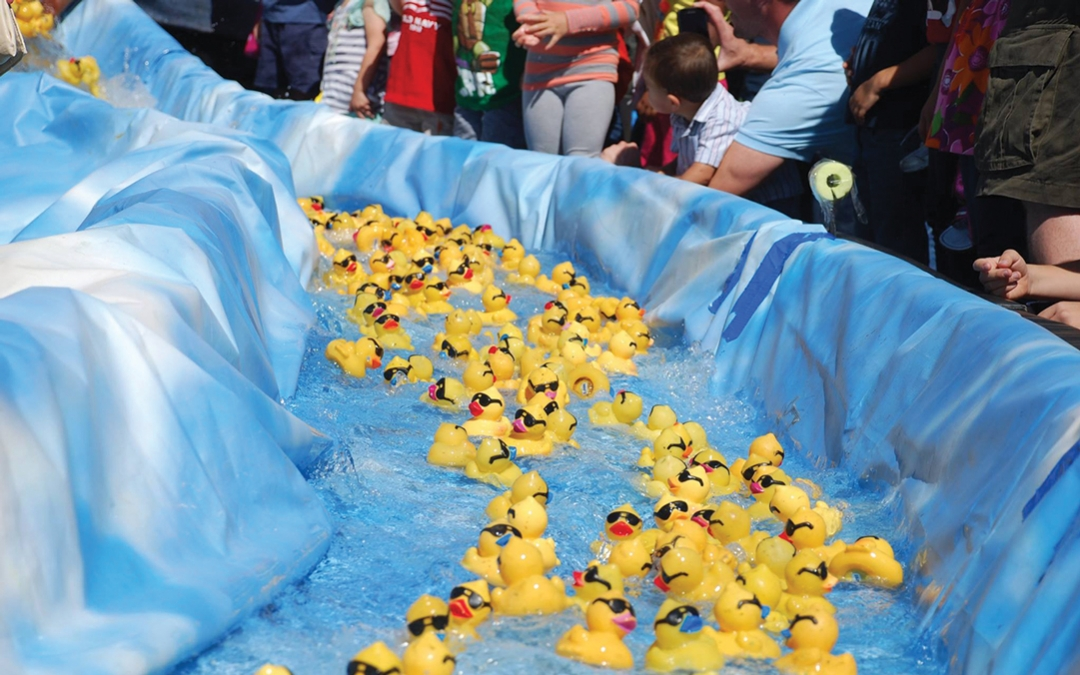 14th Annual Rubber Ducky Festival, Free Community Festival Coming in October!