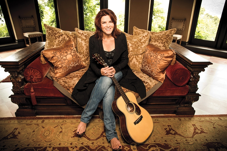 PAC Invites Country Music Fans to 'Date Night Done Right' with Rosanne Cash