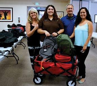 Local Elks Help Child & Family Center Kids
