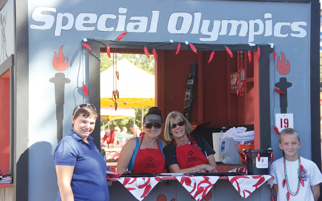 Get Ready for Some Fun in the Sun At the Special Olympics Chili Cook Off