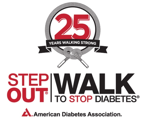 Join the 2016 Step Out Walk to Stop Diabetes Teams are now forming