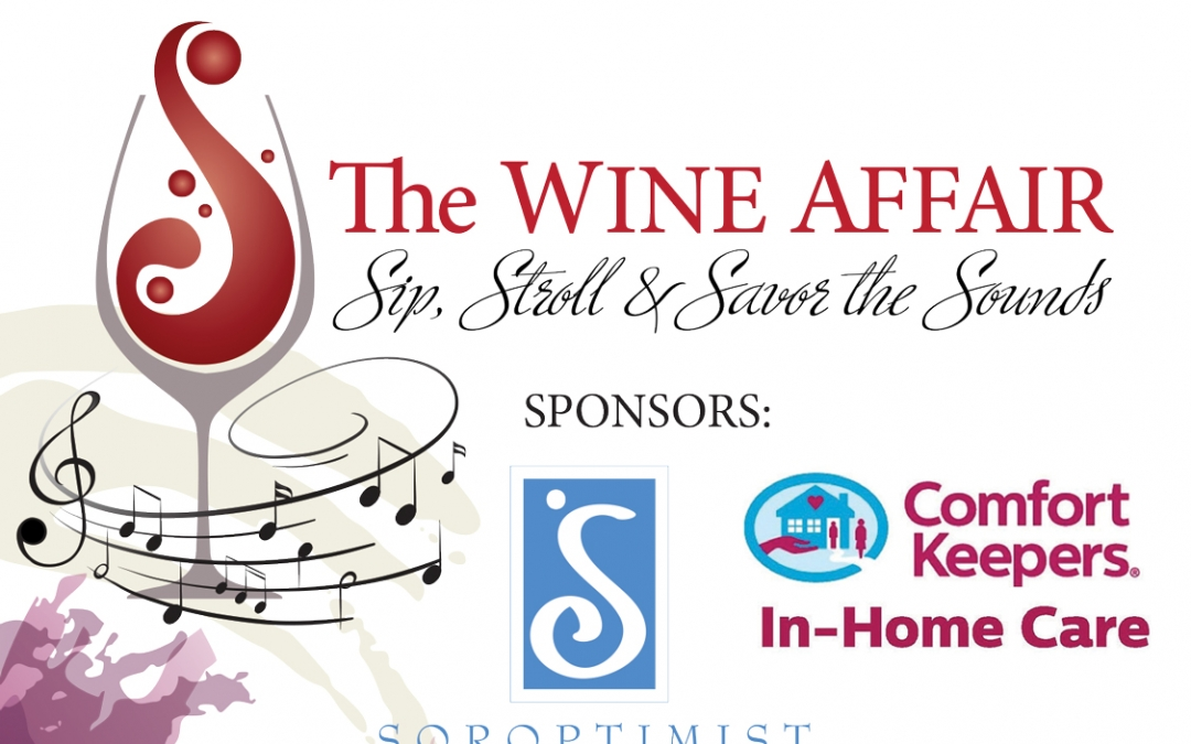 Sip, Stroll & Savor the Sounds At the Wine Affair