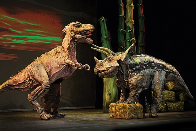 PAC Presents a Playdate 65 Million Years in the Making with Dinosaur Zoo Live