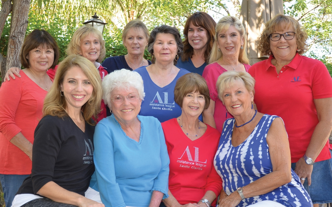 Meet the Board Assistance League® Santa Clarita 2016/2017