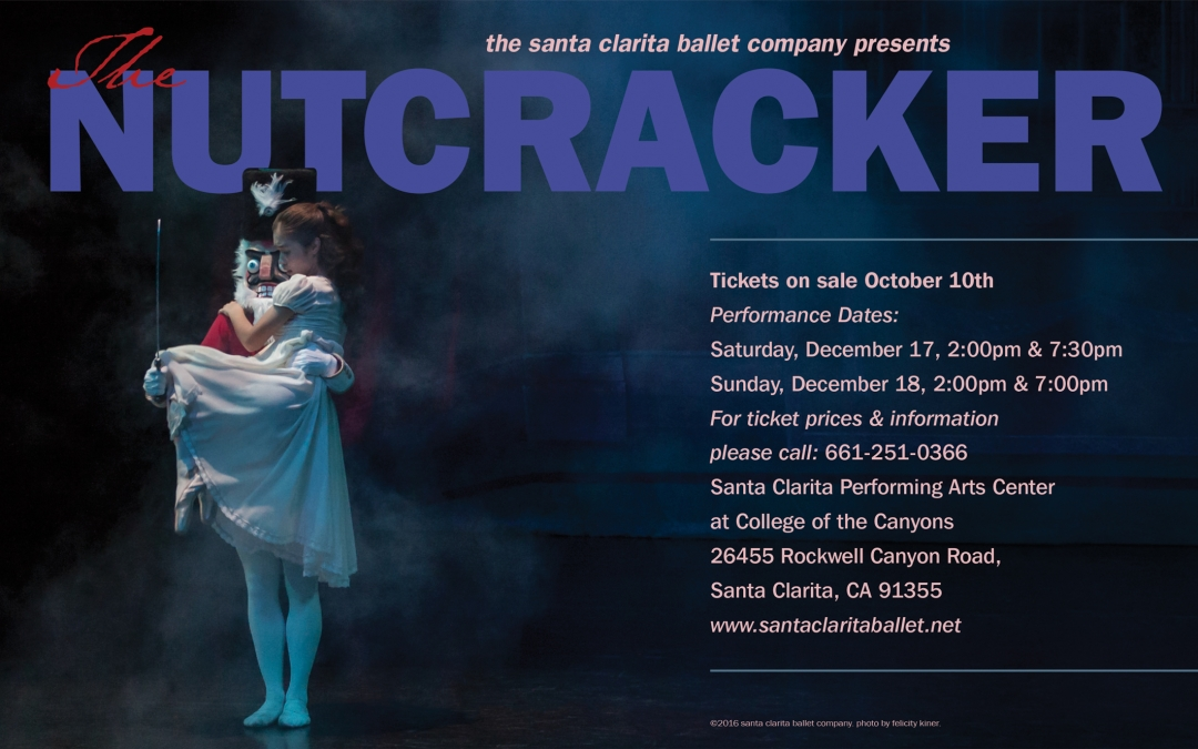 Santa Clarita Ballet Delivers Holiday Magic During the Nutcracker