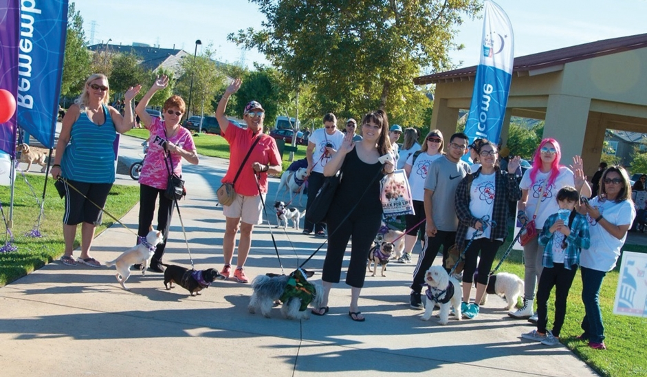 News From the American Cancer Society SCV Unit Bark For Life: Paw-some Fun at the Park