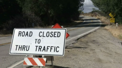 Bouquet Canyon Road Closure Extended