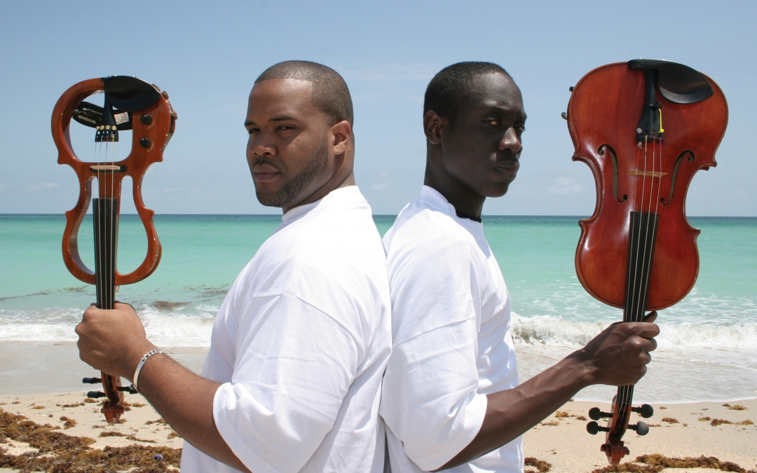 SCV Performing Arts Center to Present Black Violin