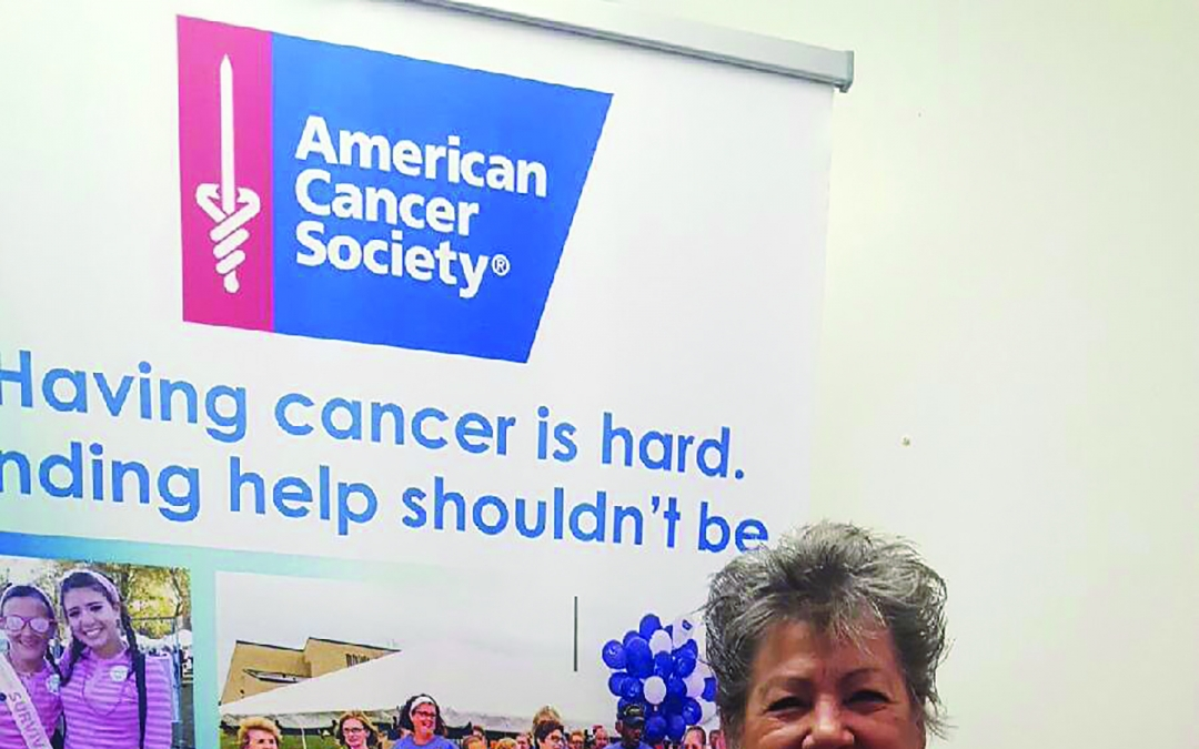 News from The American Cancer Society SCV Unit – January 2017