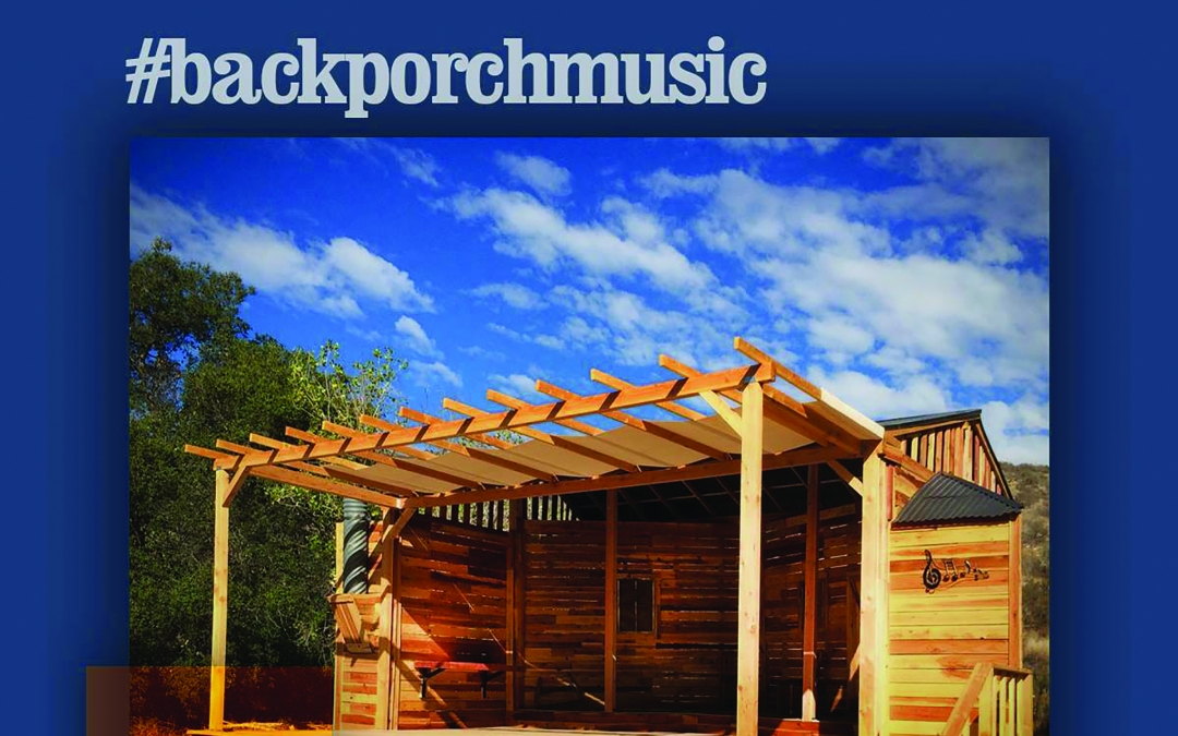 Meet Back Porch Music – A brand new venue is coming to town