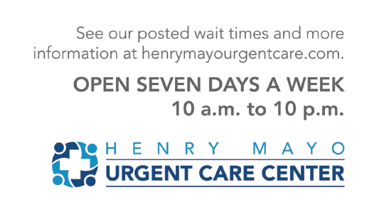 Henry Mayo Urgent Care Center Is Now Open!