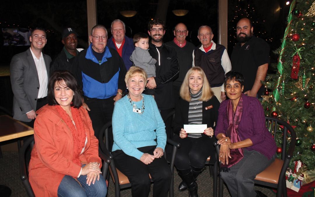 Vista Valencia Golf Helps Circle of Hope Inc.