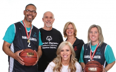 Hoops for Hope Is a Slam Dunk!