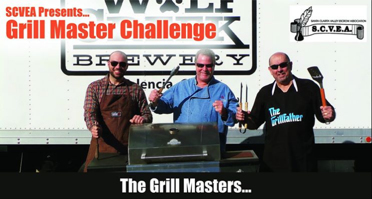Grill Masters Event Is Heating Up