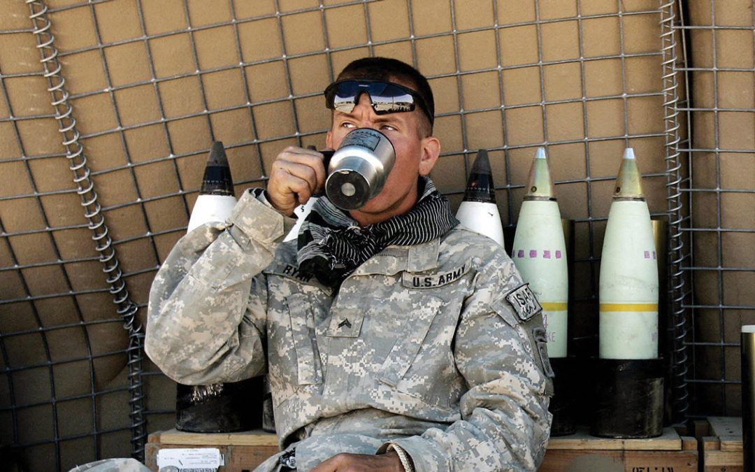 Operation Cup of Joe – The Gift of Good Coffee for our Troops Overseas