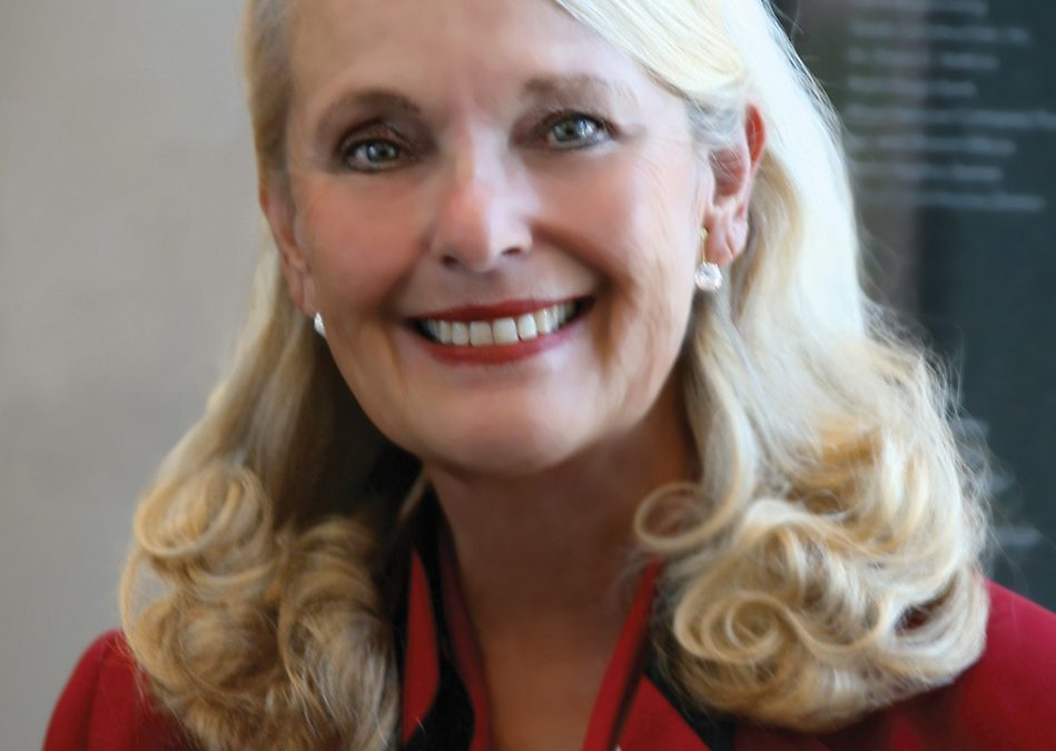 Dr. Dianne G. Van Hook Named National Pacesetter of the Year