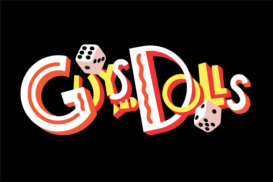Guys and Dolls: Lady Luck Smiles On The Canyon Theatre Guild!