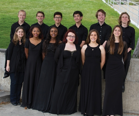 Valencia High School Vocal Jazz Named Number One in Nation by Downbeat