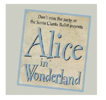 Santa Clarita Ballet Presents Alice in Wonderland