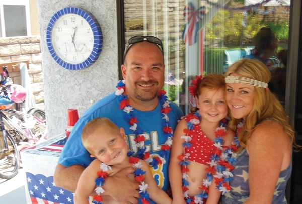 Fourth of July in the SCV