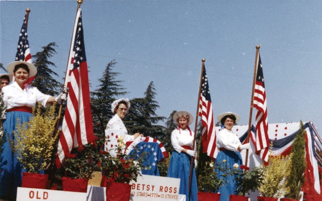 Old Town Newhall and the 4th of July Parade