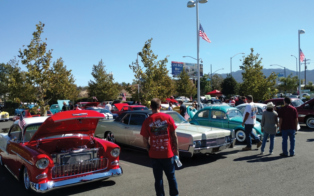 4th Annual Hot Rods 4 Heroes Car & Motorcycle Show Save the Date: Sunday, October 8