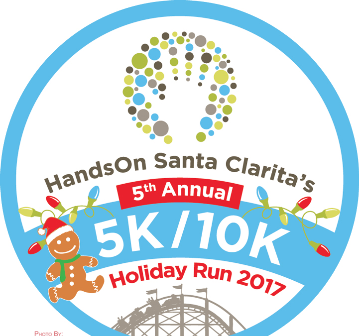 Give Back with HandsOn Santa Clarita's Holiday Run at Six Flags Magic Mountain