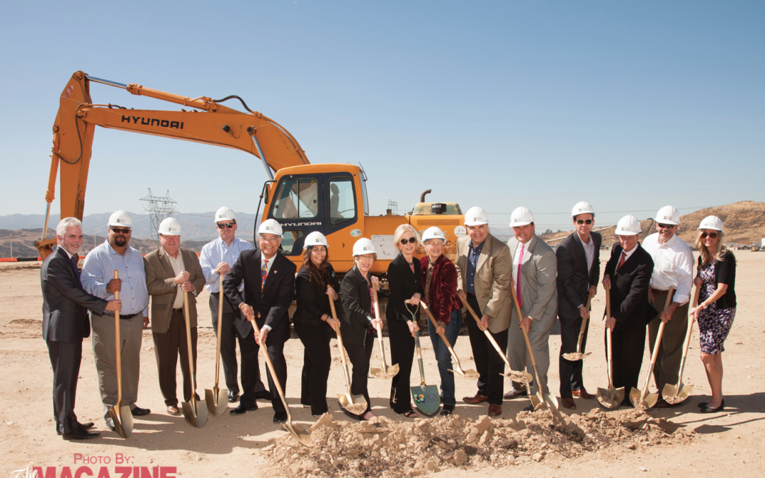 SCV Senior Center Breaks Ground on New Building