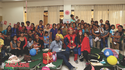 Local Nurse Travels to the Philippines and Joins Operation Smile