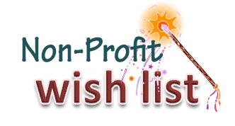 A Wish List for our Local Non-Profit Organizations How can you help in 2018?