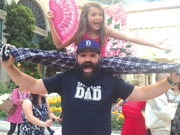 Do You Have the World's Best Dad? Submit your photo to the Father's Day Photo Contest