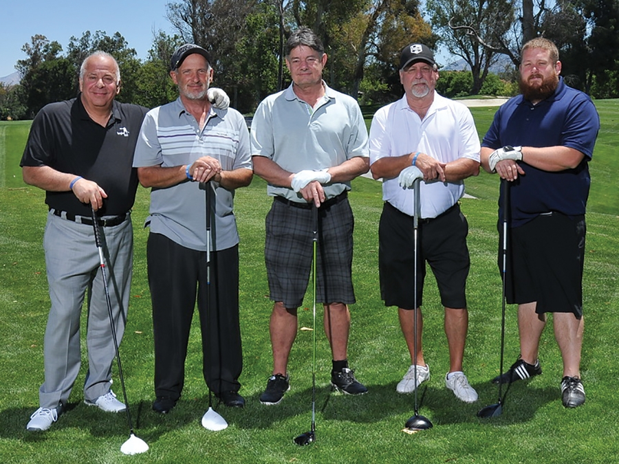 "45th Annual Frontier Toyota/Henry Mayo ""Drive Safe"" Golf Classic"