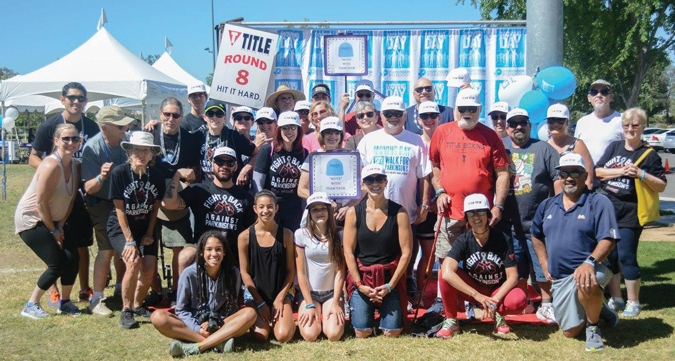 Community to Gather to Raise Funds, Awareness at Moving Day North LA, A Walk for Parkinson's