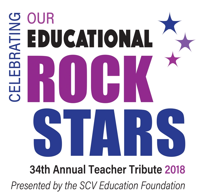 The SCV Education Foundation Honors Our Educational Rock Stars