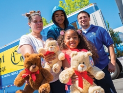 Donate-a-Bear Drive For Pediatric Emergency Department Patients