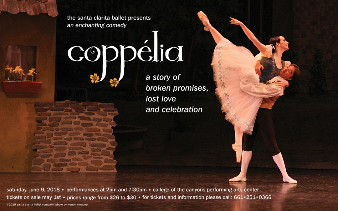 Santa Clarita Ballet's Production of Coppelia Presents the Perfect Way to Start Off Your Summer