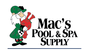 Be Summer Ready With Mac's Pool & Spa Supply